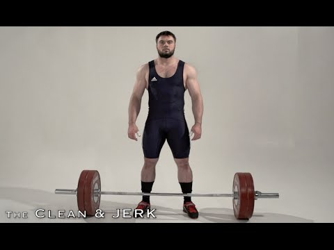 CLEAN and JERK / Olympic weightlifting and crossfit