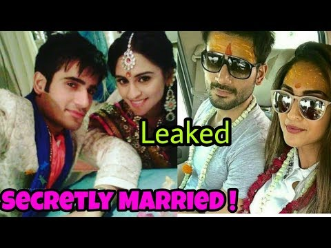 Krystle dsouza and Karan tacker's secret marriage and honeymoon Photos leaked !