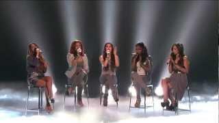 Fifth Harmony - Set Fire to the Rain -THE X FACTOR 2012 HD