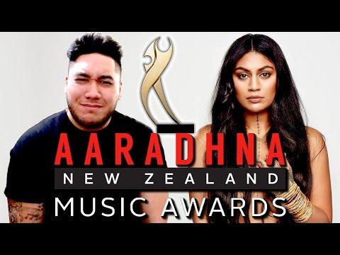 Aaradhna Refused Her New Zealand Music Award | Gives Urban/Hip Hop Award To Swidt #VNZMA