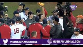 Red Sox de Boston Champion`s World Series 2013 (Campeon Serie Mundial)