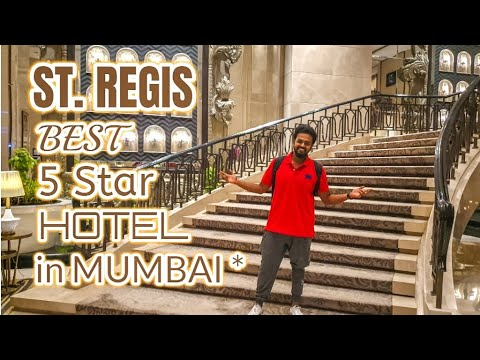 St Regis Mumbai | Seven Kitchen St Regis | Mumbai Luxury Hotels | Best 5-Star Hotel*