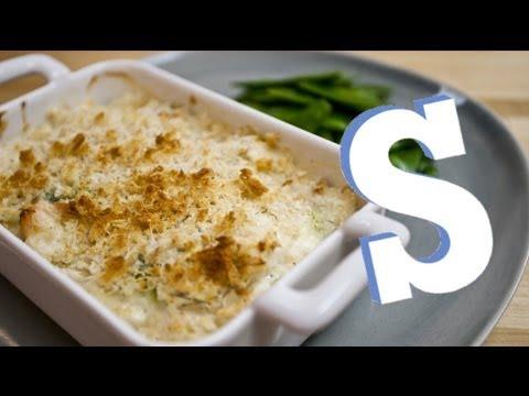 Fish Crumble Pie Recipe - Sorted