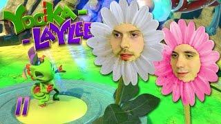 ON NOUS CHANGE EN FLEURS ! - YOOKA LAYLEE COOP #2 FR/EN
