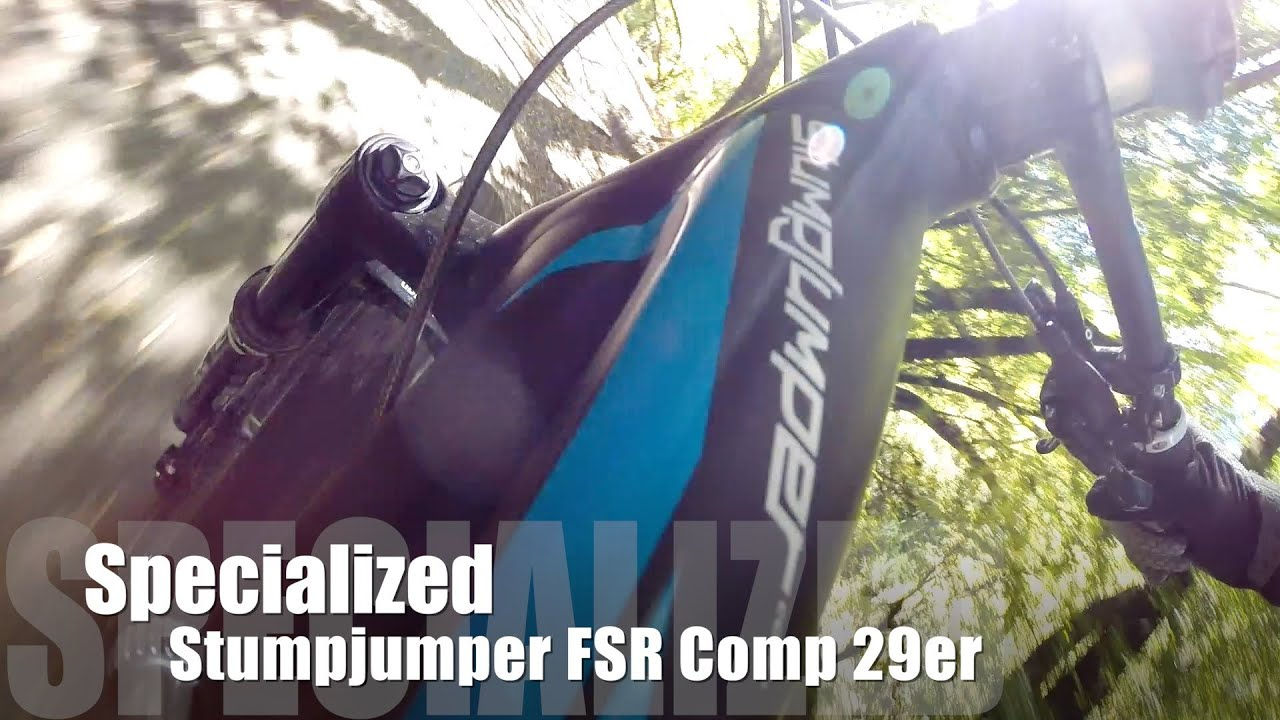 2014 Specialized Stumpjumper Fsr Comp Review
