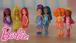 Guess the Powers of Barbie Dreamtopia's Rainbow Sprites | Barbie