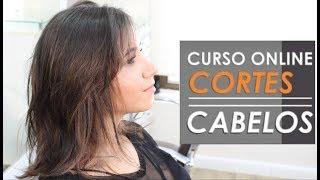 CABELOS - CORTES E ESTILOS - Aprenda cortes espetaculares - BOB médio repicado