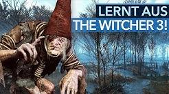 Warum die beste Quest aus Witcher 3 JETZT wichtig ist