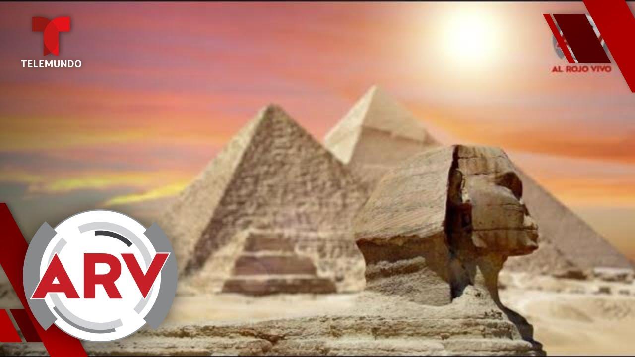 5 similitudes y diferencias entre la Pirámide de Guiza y la de Teotihuacán | Al Rojo Vivo |Telemundo