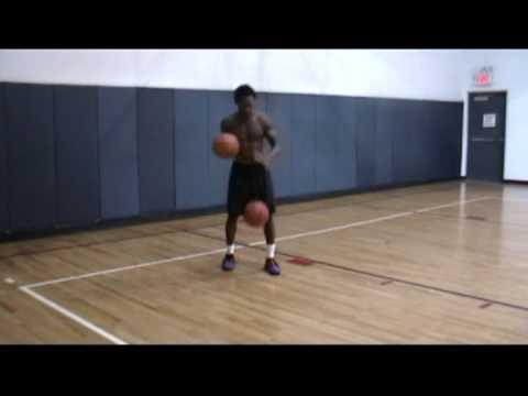 Ernest L. Dancy basketball reel 09'