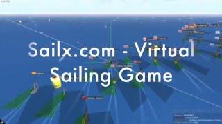 Sailx.com - Virtual Sailing Game