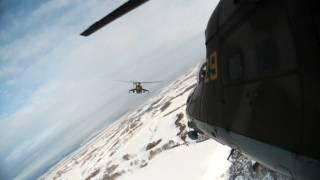 Учения вертолетчиков в Сибири. Видео пресс-службы ЦВО.(, 2017-01-31T07:46:09.000Z)