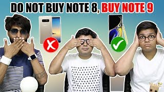 Do NOT BUY NOTE 8, BUY NOTE 9 Ft. Technical Dost and Prince Chandra