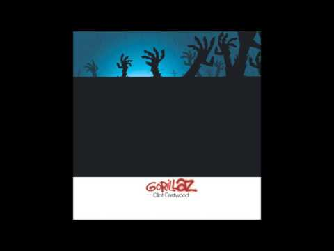 Gorillaz - Clint Eastwood Vocals Only