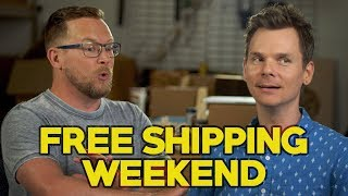 New Trick Releases and Free Shipping Weekend at Scam Stuff