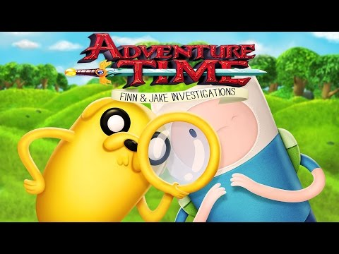 Let's Play: Adventure Time: Finn And Jake Investigations [Xbox One]