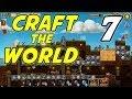 Craft the World | E07 | Basic Traps & Defenses!