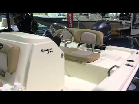Scout Sport 177 Boat for Sale Savannah GA New Boat Dealer Georgia