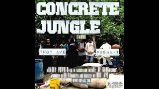 TROY AVE feat PUSHA T - CONCRETE JUNGLE