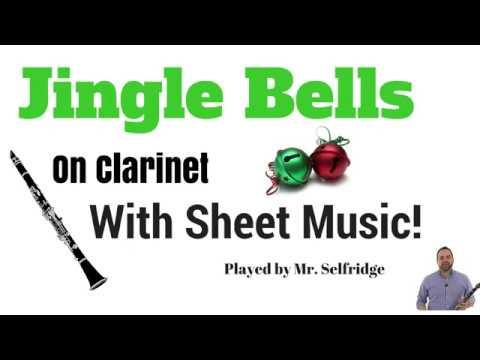 Jingle Bells CLARINET cover