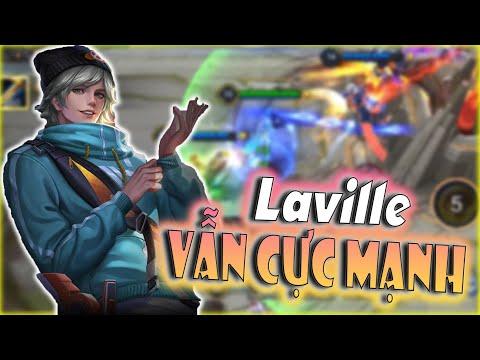 [Liên Quân] Laville Vẫn Cực Kì Mạnh Bắn Cực Thốn - Bắn Cho Team Bạn Không Kịp Chạy