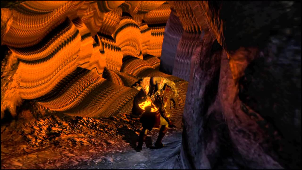 God of War® III Remastered Game breaking bug