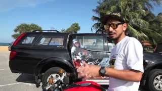 Bikers Kental Road Tour Part 5