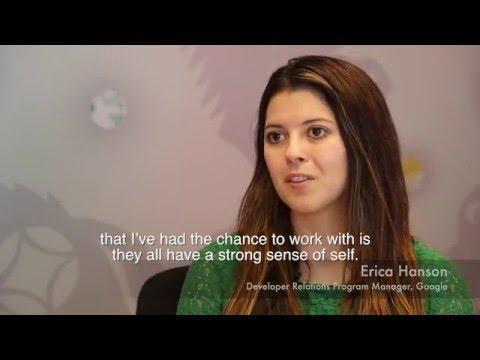 Women's History Month Profile: Erica Hanson