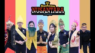 [CUSTOMS NUSANTARA PROJECT 2017] MEDLEY LAGU DAERAH INDONESIA - Stafaband