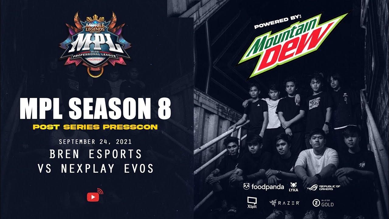 Download MPL PH S8 Post-match Press Conference: BE vs. Nexplay Evos