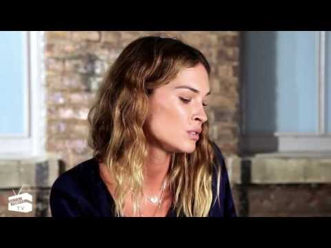 Erin Wasson: NETAPORTER - Rules of Cool