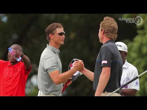 Rourke van der Spuy, 2018 Mopani Redpath Zambia Open Champion.