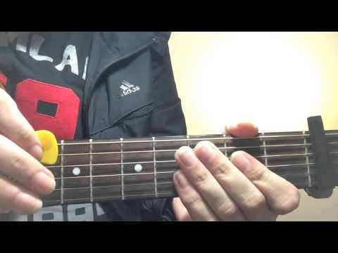 ACT MY AGEOne DirectionGUITAR TUTORIAL Guitar Lesson EASY Chords, How To