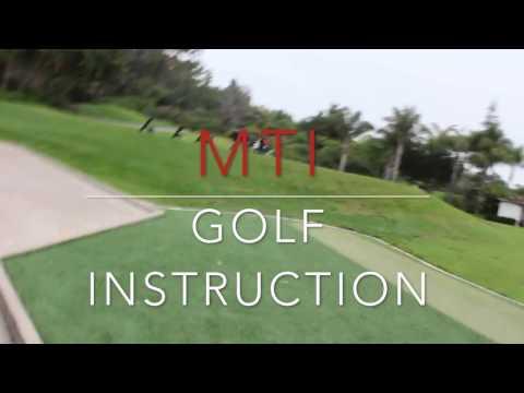 "Meet Blaire's Swing Coach! MTi ""GOLF INSTRUCTION"""