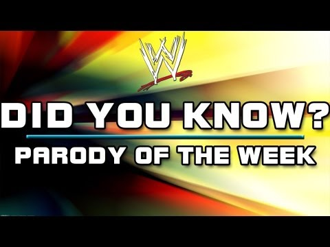 ST 90 (3) WWE Did You Know Parody, Sign Me Up, Bleacher Report Card