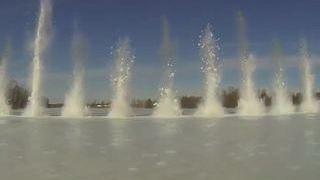 Военные инженеры уничтожили ледовый затор