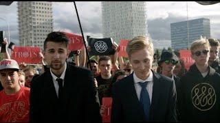 Safi & Spreej - Schijn ft. Domè - #TROTS