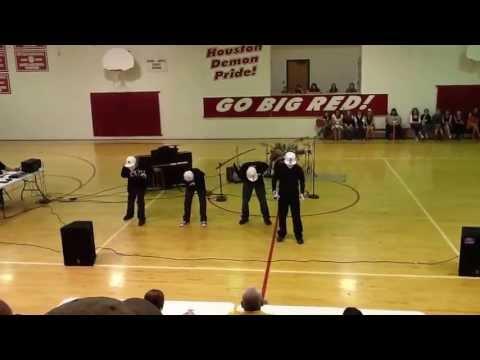 Dubstep dance (crave you)