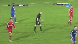 goran paracki matches 2015/2016