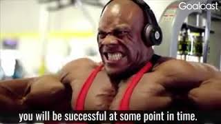 motivational video by Mr. Olympia