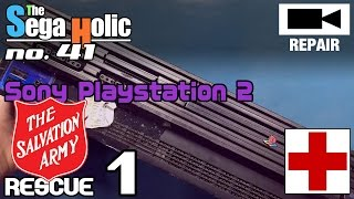 Sony Playstation Salvation Army PS2 Rescue 1 [SH no.41]