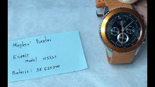 Inlocuire baterie ceas Esprit Model 105331