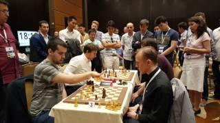 Eurasian Blitz Chess Cup, Almaty, Kazakhstan.Yan Nepomnatchi-R. Ponomarev, S.Karyakin-A.Grischuk(, 2016-06-18T12:41:46.000Z)