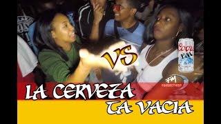 LA LEBRON vs LA CHAMA FTL!!! ( LA CERVEZA ESTÁ VACÍA) Cristiana vs Impía Freestyle Kilometrico