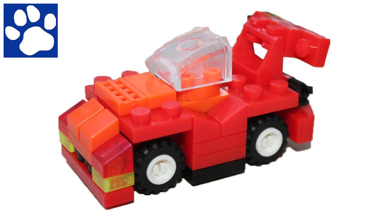 lego com creator инструкция 31003 4 модели