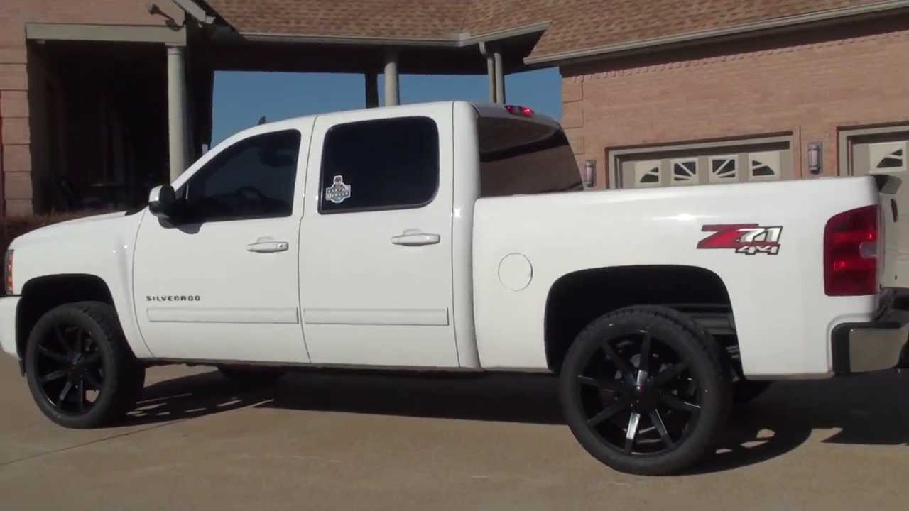 Hd Video 2010 Chevrolet Silverado Z71 4x4 Crew Cab For See Www Sunsetmilan Com You
