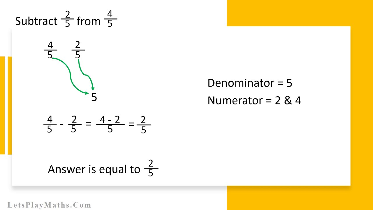 medium resolution of Class-4 Fractions Tutorials and Worksheets