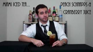 How To Make The Perfect Long Island Iced Tea
