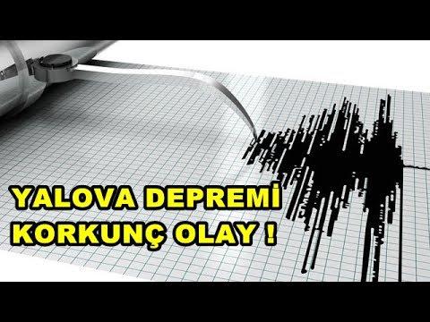 1999 Gölcük Depreminden Sonra Yalova'da yaşanmış Gizemli Olaylar ! ( YAŞANMIŞ OLAY )