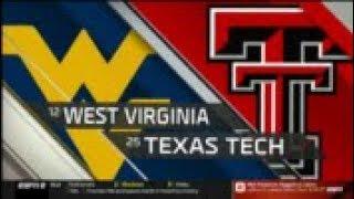 NCAAF 2018 09 29 West Virginia at Texas Tech 720p60